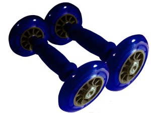 Fitness AB-Roller ROLLAZE