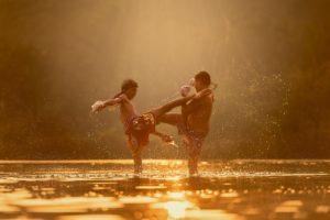 Kampfsport Schnellkrafttraining für Fighter